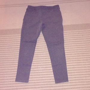 Grey comfy stay at home pants